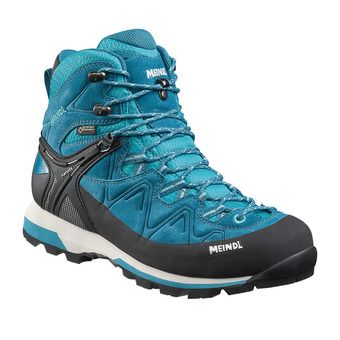 Meindl TONALE GTX - Hiking Shoes - Women's - turquoise/petrol