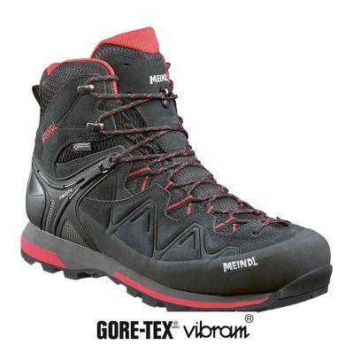 Meindl TONALE GTX Chaussures randonnée Homme noirrouge