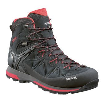 Meindl TONALE GTX - Hiking Shoes - Men's - black/red