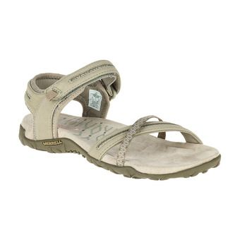 Merrell TERRAN CROSS II - Sandals - Women's - taupe