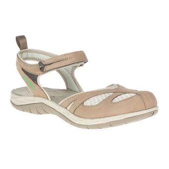 Sandales femme SIREN WRAP Q2 brindle
