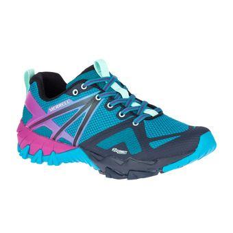 Chaussures de trail femme MQM FLEX ocean depth