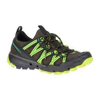 Merrell CHOPROCK - Hiking Shoes - Men's - dusty olive