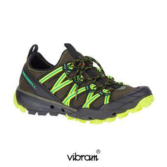 Chaussures de randonnée homme CHOPROCK dusty olive