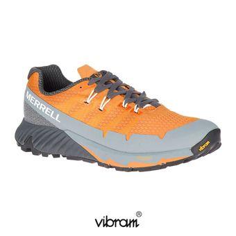 Zapatillas de trail hombre AGILITY PEAK FLEX 3 flame orange
