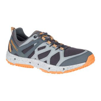 Merrell HYDROTREKKER - Hiking Shoes - Men's - flame orange