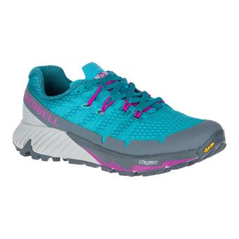 Merrell AGILITY PEAK FLEX 3 - Trail Shoes - Women's - capri breeze