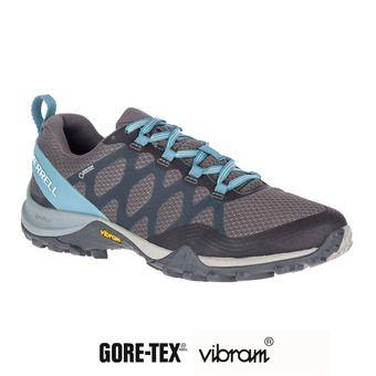 868bfac69a4 MERRELL. Chaussures de randonnée femme SIREN 3 GTX blue smoke