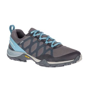Merrell SIREN 3 GTX - Hiking Shoes - Women's - blue smoke