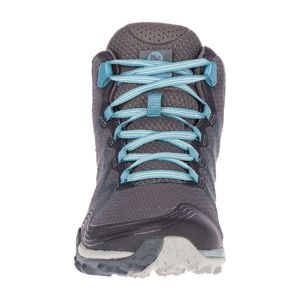 ac9fa57cdd Chaussures de randonnée femme SIREN 3 MID GTX blue smoke - Private ...