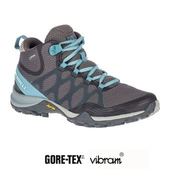 Chaussures de randonnée femme SIREN 3 MID GTX blue smoke