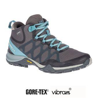Merrell SIREN 3 MID GTX - Scarpe da escursionismo Donna blue smoke