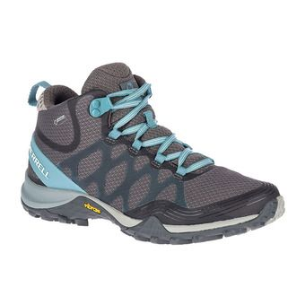 Merrell SIREN 3 MID GTX - Hiking Shoes - Women's - blue smoke