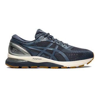 Asics GEL-NIMBUS 21 - Zapatillas de running hombre tarmac/steel blue