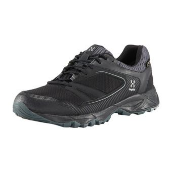 Haglofs TRAIL FUSE GTX - Hiking Shoes - Men's - true black