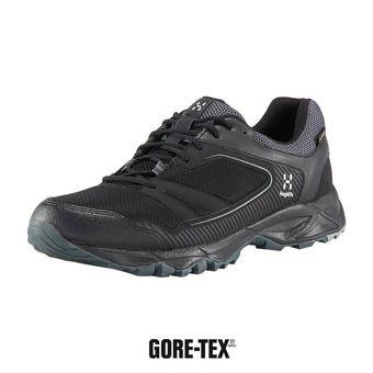 Haglofs TRAIL FUSE GTX - Chaussures trail Homme true black