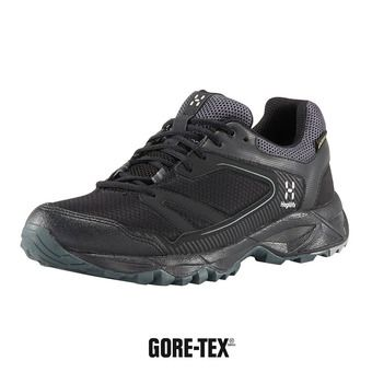 Haglofs TRAIL FUSE GTX - Chaussures randonnée Femme true black