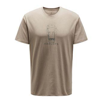 Haglofs CAMP - Tee-shirt Homme dune