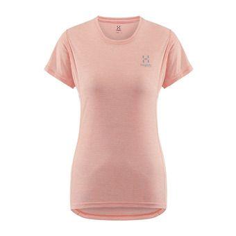 Maillot MC femme L.I.M STRIVE coral pink