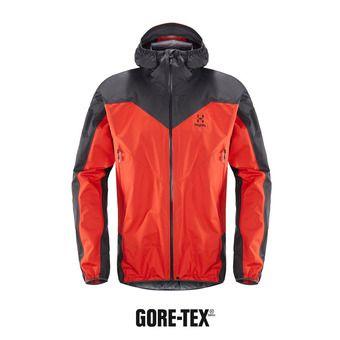 Veste à capuche homme L.I.M COMP GTX® pop/red