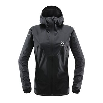 Haglofs L.I.M PROOF MULTI - Chaqueta mujer true black