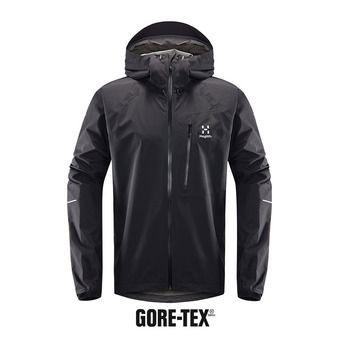 Veste à capuche homme L.I.M GTX® true black
