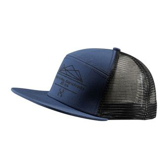 Haglofs TRUCKER - Gorra tarn blue/true black