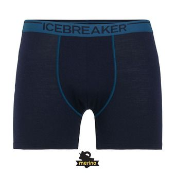 Boxer homme ANATOMICA midnight navy/prussian blue