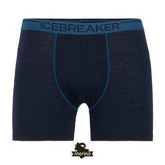Icebreaker ANATOMICA - Bóxer hombre midnight navy/prussian blue