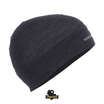 Icebreaker FLEXI - Bonnet black hthr