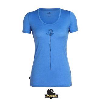 Tee-shirt MC femme SCOOP SOLO cove
