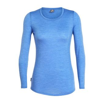 Icebreaker SPHERE - Camiseta mujer cove hthr