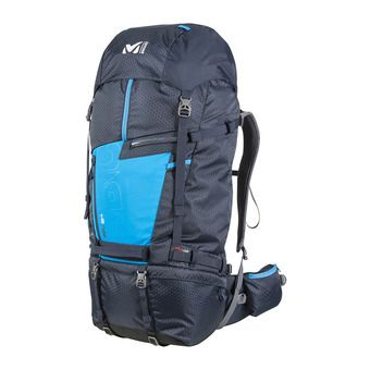 Mochila 60+10L UBIC saphir/electric blue