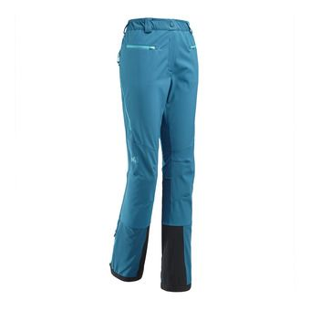 Pantalon femme TOURING SHIELD cosmic blue