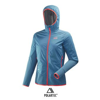 Chaqueta mujer TOURING SPEED cosmic blue