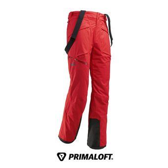 Pantalón de esquí hombre HAYES STRETCH pompeian red