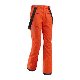 Pantalón de esquí hombre ATNA PEAK orange