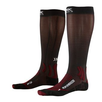 X-Socks RUN ENERGIZER - Socks - ruby/black
