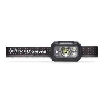 Linterna frontal STORM 375 negro