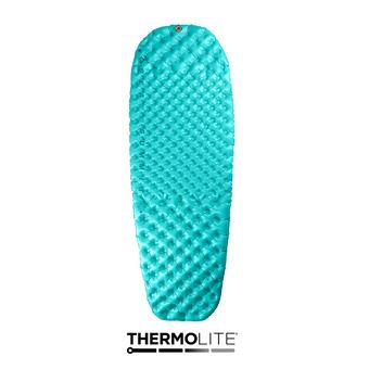 Sea To Summit COMFORT LIGHT INSULATED - Colchón hinchable mujer azul