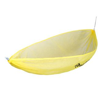 Hamaca 1 persona ULTRALIGHT SINGLE amarillo
