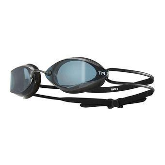 Tyr TRACER X RACING - Gafas de natación smoke/black/black
