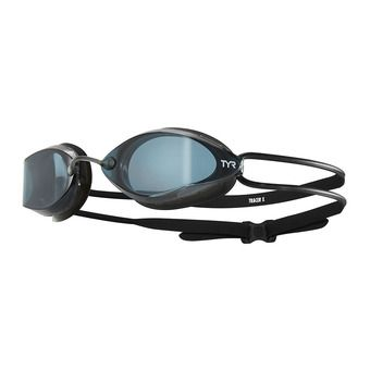 Tyr TRACER X RACING - Lunettes de natation smoke/black/black