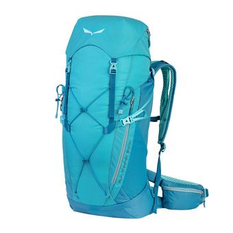 Salewa ALP TRAINER 30+3L WS - Backpack - Women's - dolphin