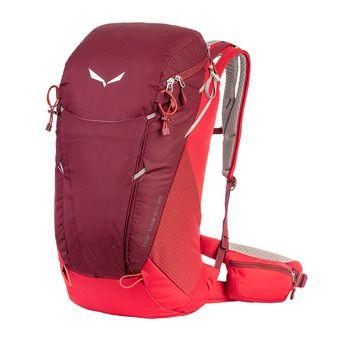 Salewa ALP TRAINER 25L - Backpacks - ox blood