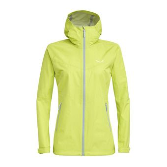 Salewa PUEZ AQUA 8 - Jacket - Women's - wild lime