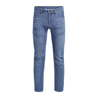 Salewa AGNER DENIM - Pantalon Homme jeans blue