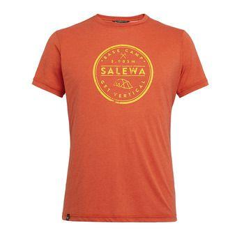 Salewa BASE CAMP - Tee-shirt Homme dawn melange