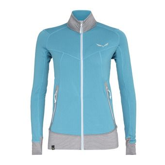 Salewa PEDROC PTC - Fleece - Women's - ocean