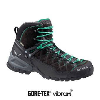 Salewa ALP TRAINER GTX - Scarpe da escursionismo Donna black out/agata